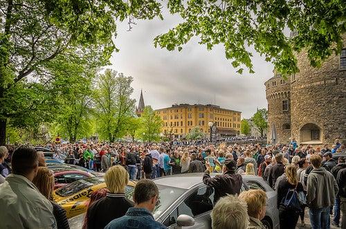 El encanto de Orebro, una bella y entretenida ciudad de Suecia