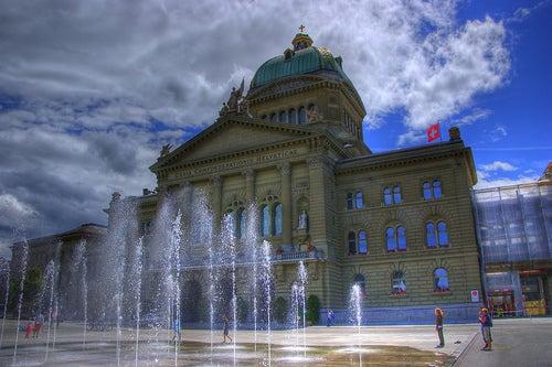 Palacio Federal de Suiza 3