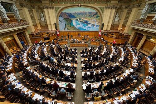 Palacio Federal de Suiza 4
