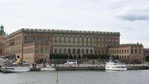 El Palacio Real de Estocolmo, una joya de la arquitectura