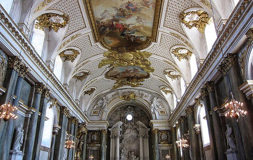 Palacio Real de Estocolmo 4