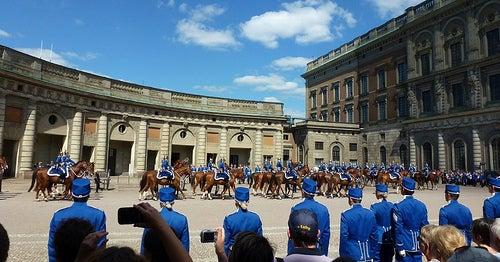 Palacio Real de Estocolmo 5