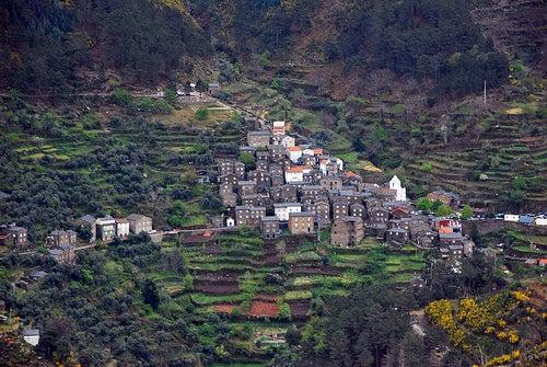Piódão, uno de los pueblos más hermosos y típicos de Portugal