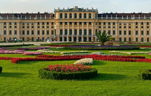 Schönbrunn, uno de los grandes palacios de Viena