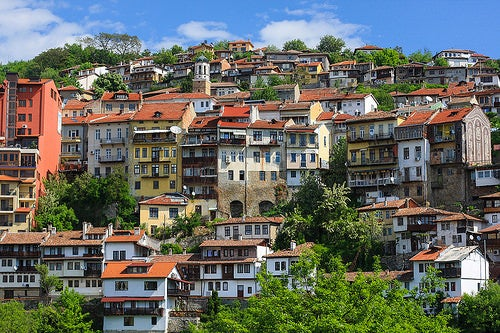 Veliko Tarnovo, uno de los cautivantes destinos de Bulgaria
