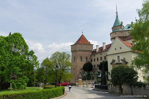 castillo Bojnice 2