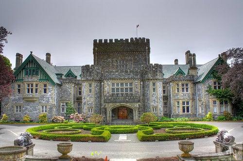 Elfamoso castillo Hatley, todo un monumento nacional de Canadá