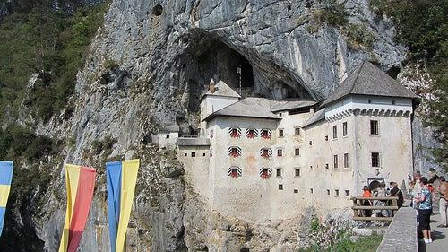 castillo de Predjama 3