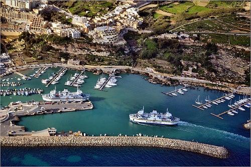 Embelesados con la belleza de la isla Gozo