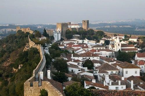 Óbidos en Portugal, uno de los lugares más monumentales del país