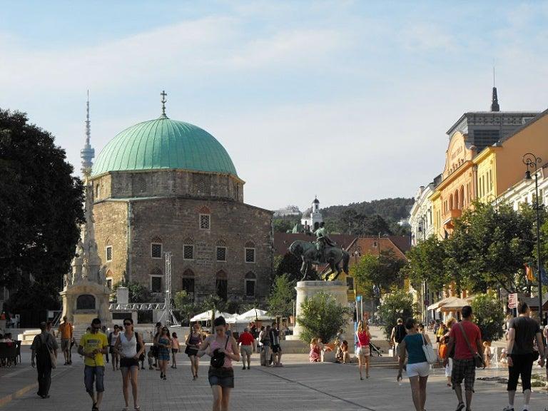 La ciudad de Pécs en Hungría, todo un legado Patrimonio de la Humanidad