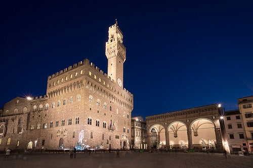 El Palazzo Vecchio en Florencia, un monumento excepcional
