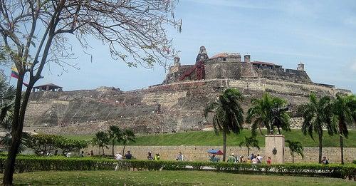 El Castillo de San Felipe en Cartagena, una fortaleza que te cautivará