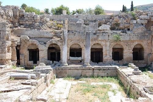 Corinto en Grecia, un espectacular viaje al pasado