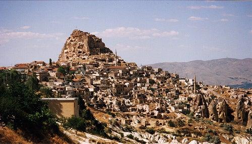 La ciudad subterránea de Derinkuyu, la Turquía más misteriosa
