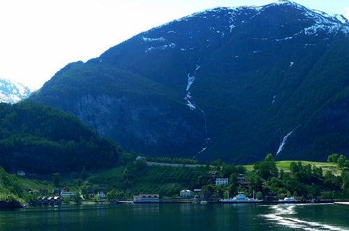 Un paseo por Flam, uno de los indescriptibles pueblos de Noruega