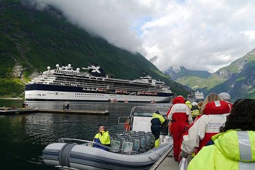 Geiranger, el mejor de los destinos turísticos de Noruega