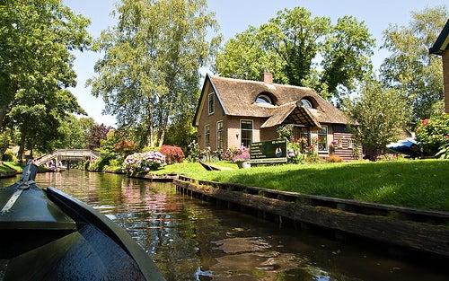 Giethoorn en los Países Bajos, un destino fuera de serie