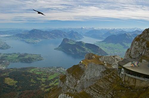 La increíble aventura de subir al Monte Pilatus en Suiza