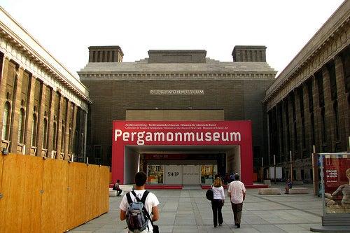Conociendo el fantástico Museo de Pérgamo en Berlín