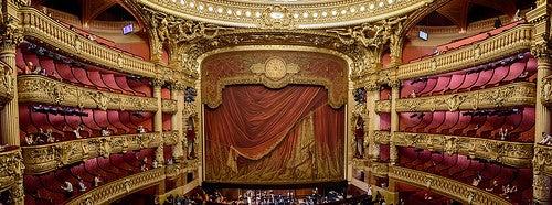 Palacio Garnier en París 5