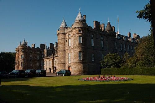 Palacio Holyroodhouse 3
