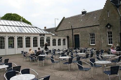 Palacio Holyroodhouse 6