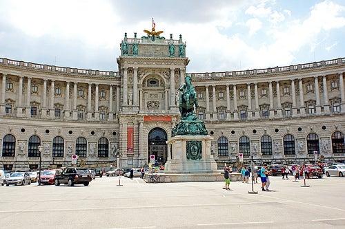 Palacio Imperial de Hofburg 2