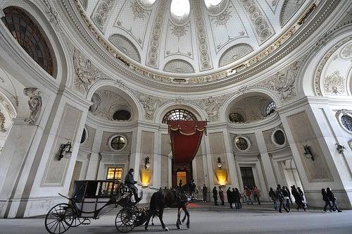 Palacio Imperial de Hofburg 4