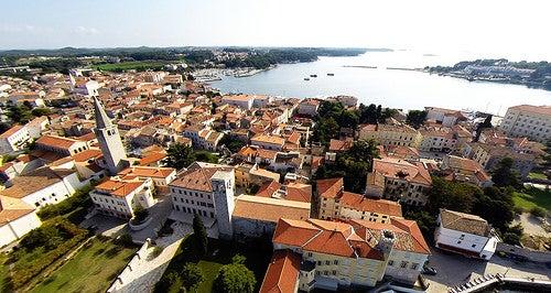 Déjate capturar por el encanto de la ciudad de Porec en Croacia