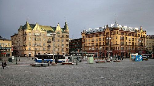 Disfrutemos de Tampere, una bella ciudad de Finlandia