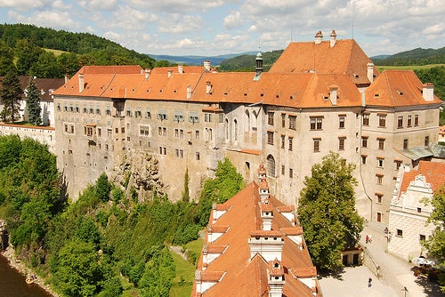 castillo de Cesky Krumlov 2