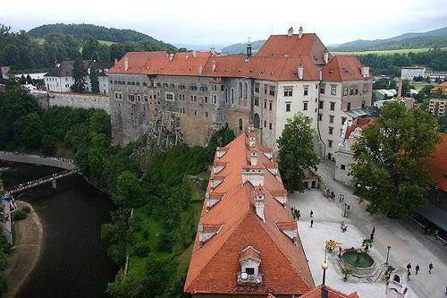 castillo de Cesky Krumlov 4