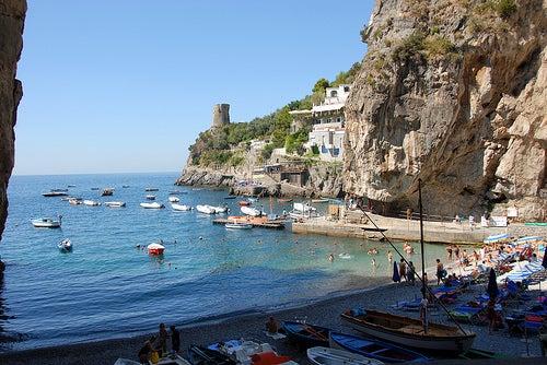Conca dei Marini y su Cueva Esmeralda, un lugar fascinante en la Costa Amalfitana