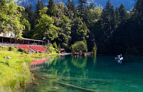 lago Blausee 2