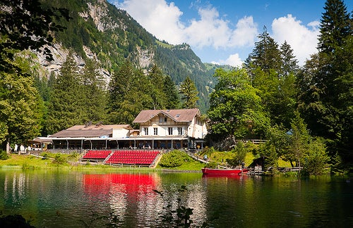 lago Blausee 4