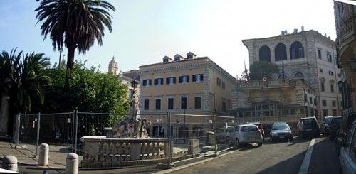 Descubre el palacio Borghese uno de los más bellos de Roma