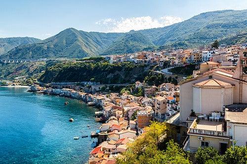 La ciudad de Scilla, un bello enclave en la bota de Italia