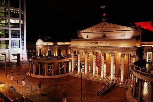 Conozcamos el hermoso teatro Solís en Montevideo