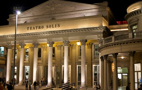teatro Solís en Montevideo 2