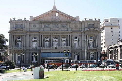Colón, uno de los exquisitos teatros de Buenos Aires