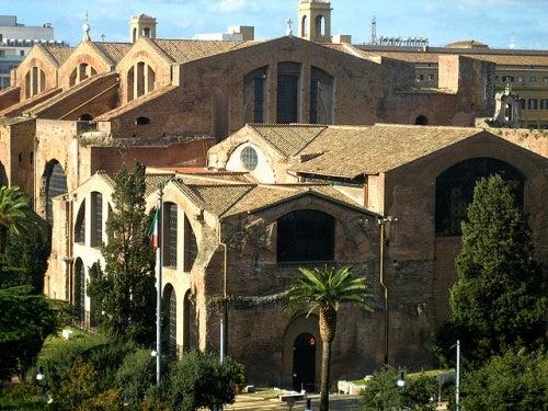 Descubre con nosotros las espectaculares Termas de Diocleciano en Roma
