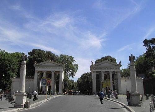 Villa Borghese uno de los jardines más bellos y románticos de Roma
