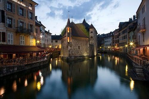 Annecy en Francia 4