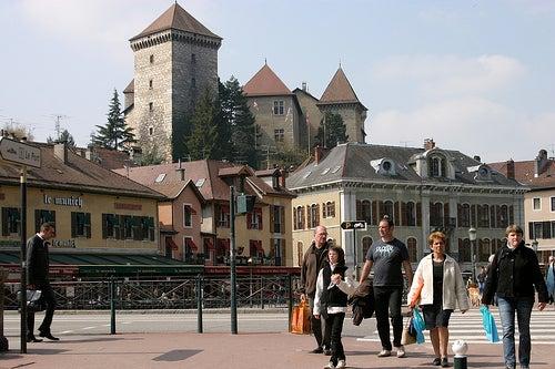 Annecy en Francia 5