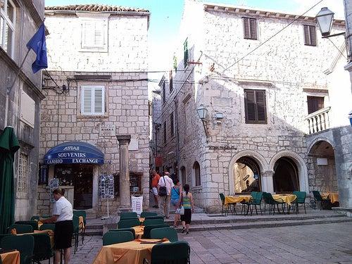 Calles de Korčula