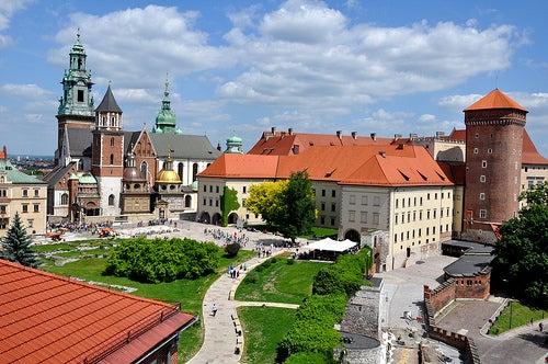 Disfrutando de la magia del castillo Wawel en Cracovia
