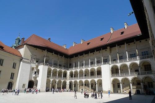 Castillo Wawel 4