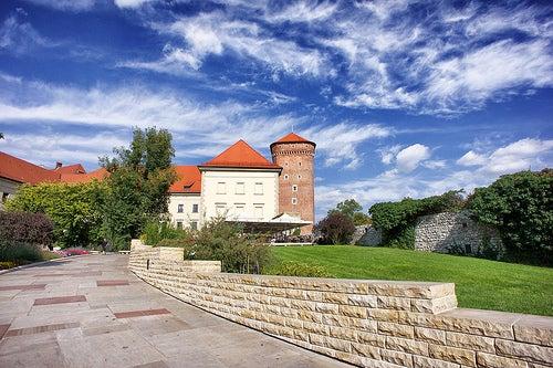 Castillo Wawel 6