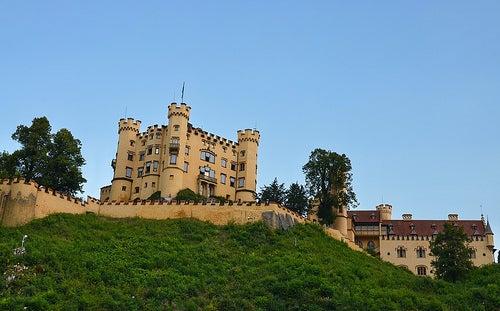 Castillo de Hohenschwangau 2